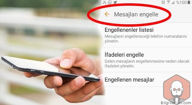 Bahis Sitesi Mesaj Engelleme İşlemi Nasıl Yapılır? – Bahis Sitesi Mesaj Engelleme Nasil Yapilir Reklam SMSleri Nasil Engellenir